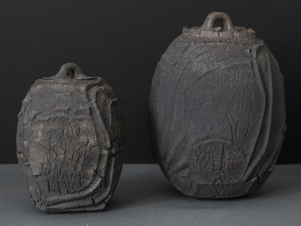 Patricia Shone, Erosion Jars, Mother & Daughter