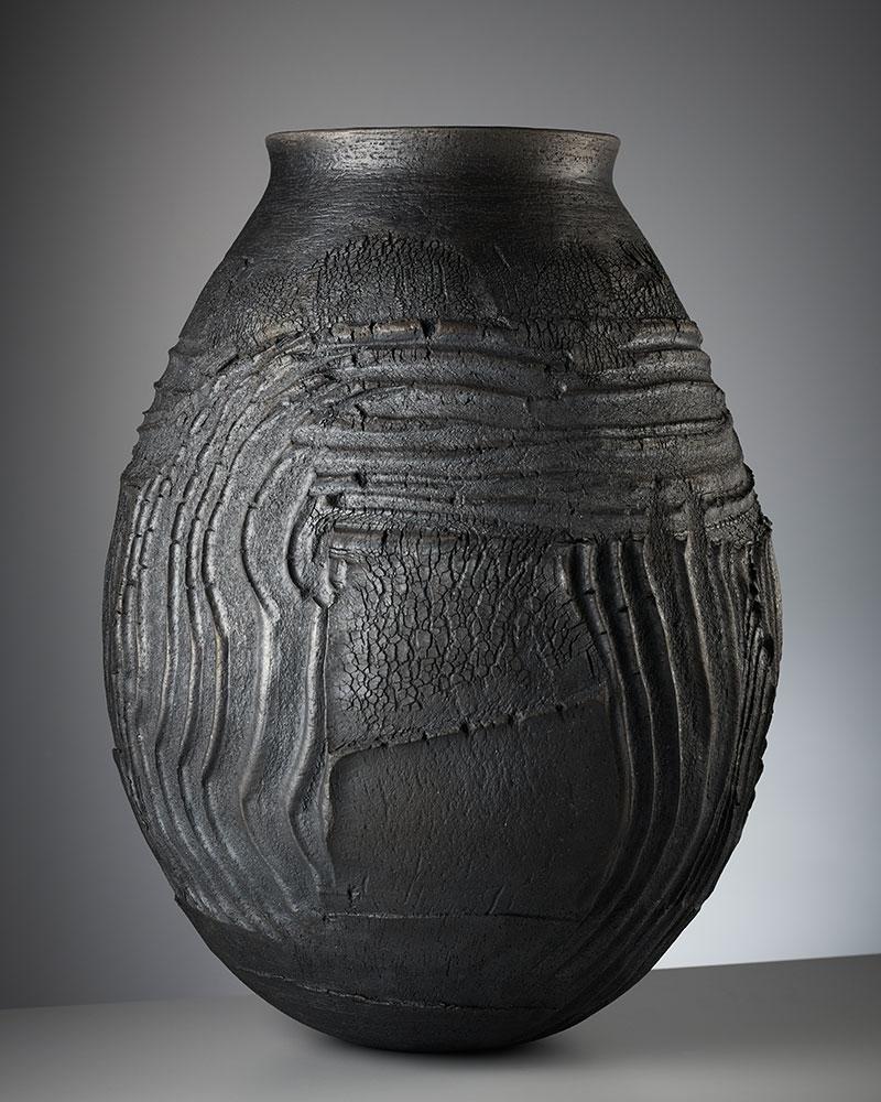 patricia-shone-ceramics-skye-erosion-jar-raku-fired-image-shannon-tofts