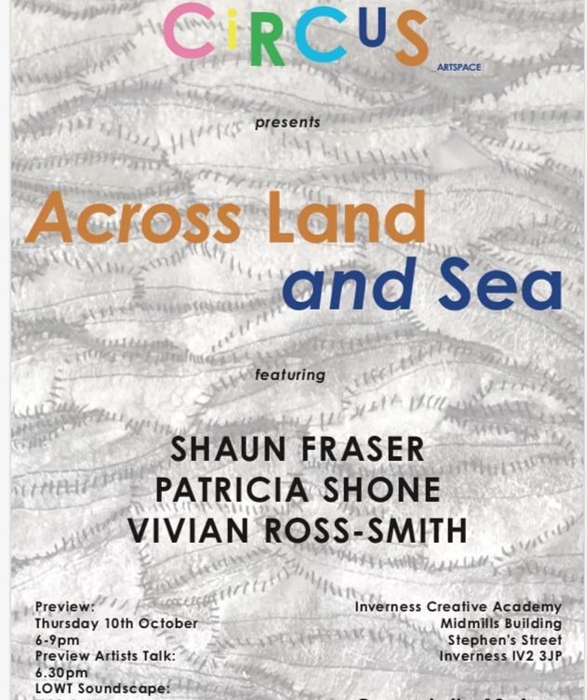 Across Land & Sea